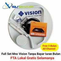 BEST SELLER Antena Parabola Mini Indovision - MNC Vision Bebas Iuran