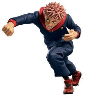 Itadori Yuji Jujutsu Kaisen Punch Pose Action Figure