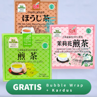 teh hijau osk japanese green tea