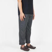 Daily Outfits Celana Ankle Cropped Pants Sirwal Cotton Abu Premium - M
