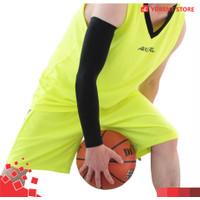 Manset Deker Arm Sleve Tangan Panjang Voli Sepeda Basket Mancing