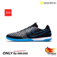Sepatu Futsal Nike Tiempo X Legend Academy IC Original - Hitam, 39