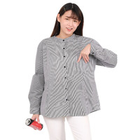 Monellina 50156 Baju Kemeja Atasan Koko Jumbo Lengan Panjang Wanita