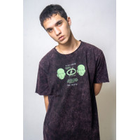 Vercline Washed T-Shirt ROBOT
