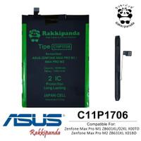 Baterai Asus Zenfone Max Pro M1 ZB601KL C11P1706 Double IC Protection
