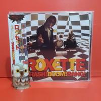CD ROXETTE - CRASH! BOOM! BANG! JAPAN OBI Per Gessle Vulnerable