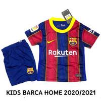 KIDS BARCA HOME 2020/2021 (BAJU BOLA ANAK)