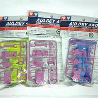 AULDEY 4WD SUPER 1 CHASSIS