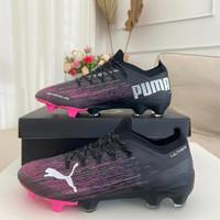 Sepatu Bola Puma Ultra 1.1 Luminous Pink FG