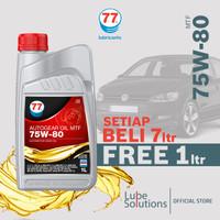 OLI 77 LUBRICANTS AUTOGEAR MTF 75W-80 (Dry DCT OIL) - Liter