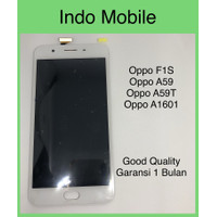 LCD OPPO F1S A59 A1601 A59F - Putih