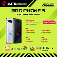 ASUS ROG PHONE 5 8G/128G SNAPDRAGON 888 - GARANSI RESMI ASUS INDONESIA