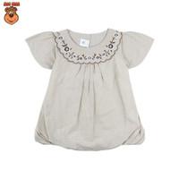 MacBee Baju Anak Perempuan Dress Flower Collection Little Cindy - Coksu, Size 1