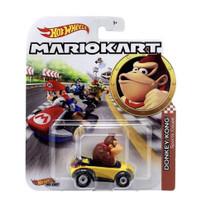 Hot wheels super mario kart donkey kong