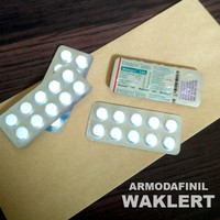 TERLARIS WAKLERT 150 ARMODAFINIL WAKALERT NOOTROPICS SUPLEMEN OTAK