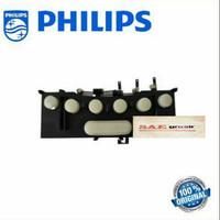 Switch Tombol Piano Blender ORIGINAL PHILIPS HR 2115/2116/2071/2061