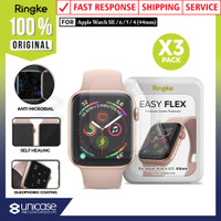 Screen Protector Apple Watch 5 4 44mm / 40mm RINGKE Easy Flex Guard