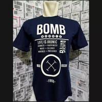 PROMO!!! KAOS BOMBOOGIE 3 PCS 100K NHF - Random, M