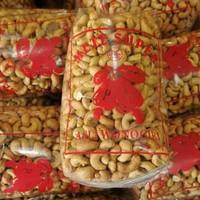 termurah kacang mede goreng asli wonogiri 1kg rasa original dan bawang - original gurih