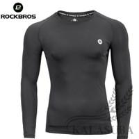 ROCKBROS LKW006 Baju Jersey Lengan Panjang Bersepeda Hiking Lari