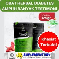Masagi 125gr Obat Herbal Diabetes Melitus Basah Kering Terbukti Ampuh