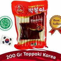 Toppoki/Tokpokki/tteokbokki/mujigae/Korean