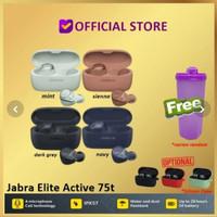Jabra Elite Active 75T True Wireless Earphone With Charging Case