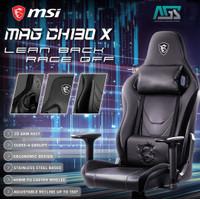 MSI MAG CH130 X GAMING CHAIR - KURSI GAMING
