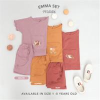 Mooi Setelan Anak Perempuan Ruffle Emma Set
