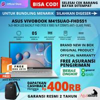 Laptop ASUS M415UAO Ryzen 5-5500U 8GB 512GB SSD 14″ FHD W10+OHS
