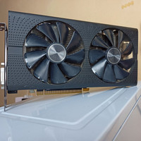 SAPPHIRE PULSE AMD RX 580 4GB GDDR5