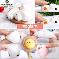 Mainan Anak Moci Squishy Mochi Squeeze Tiktok Fidget Toys 2021