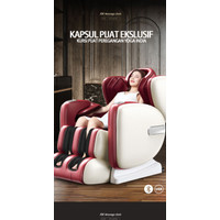 Manja Kursi pijat Reflexy listrik khusus Sultan menguleni, Sofa Pijat