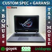 Laptop WFH Office Asus A507 N4000 4/128 SSD Siap Zoom Meet Kuliah Edit