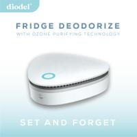 Diodel Smart Portable Fridge Purifier/Pembersih Kulkas membunuh -99.9%