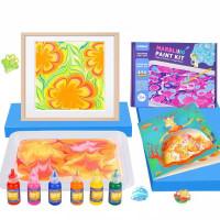 Mideer Marbling Paint Kit Mainan Edukasi Anak