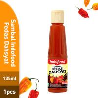 Sambal Indofood Pedas Dahsyat 135 ml - 1 Pc