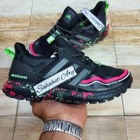 Sepatu Adidas Ultra Boost Winter.Rdy DNA Core Black Signal Pink