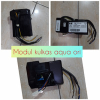 modul / pcb kulkas aqua inverter