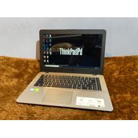 Laptop Gaming Desain ASUS Vivobook A442U Core i5 gen 8 Nvidia Mulus