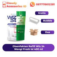 Disenfektan / Disenfectant Refill / Isi Ulang Wiz 24 / Wiz24 450 ML