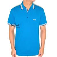 Hugo Boss Polo Paddy Shirt - Sky Blue 100% Authentic - S