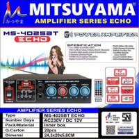 Audio Power Amplifier Bluetooth EQ Karaoke Home Theater FM Radio ori