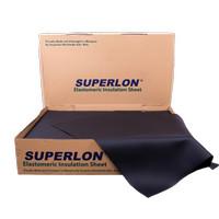 Isolasi Pipa AC Lembaran Tebal 3/8(10mm)   Superlon Sheet / Armaflex