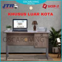 KHUSUS JTR/CARGO Olympic MT Meja Kantor-Meja Belajar-1/2 Biro+1 LacI