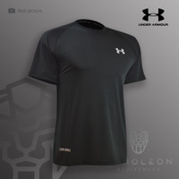 Baju Dry Fit Under Armour Kaos Baju Training Bike Running Gym T-shirt - M