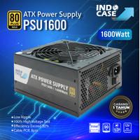 PSU1600 - PSU1600W MINING 80+ GOLD - INDOCASE