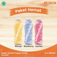 Paket Hemat Yogurt Drink 250ml