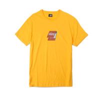 Stussy Matchbook T-Shirt Yellow