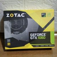 VGA ZOTAC 1060 3 GB Single Fan DDR5